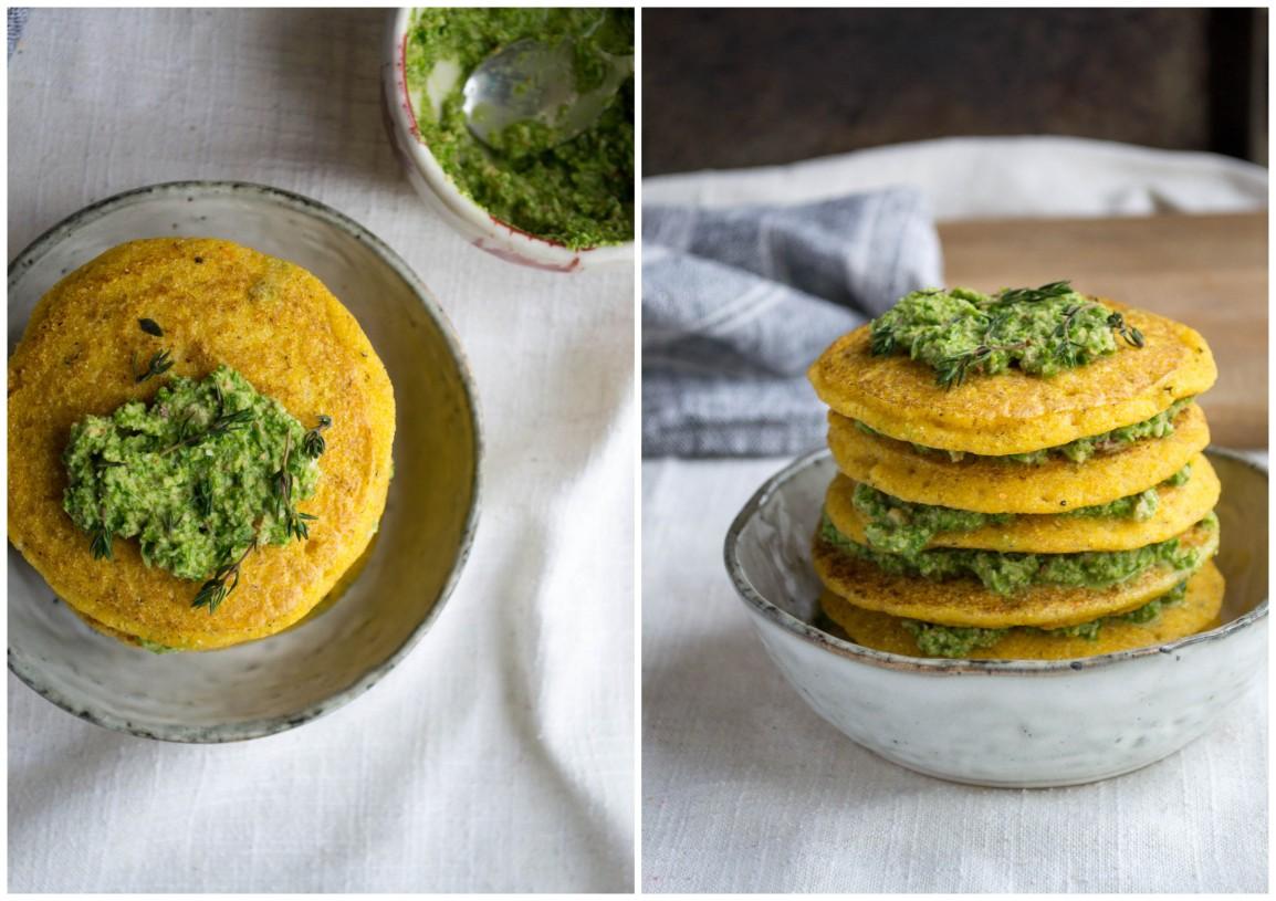 polenta pancakes (2)