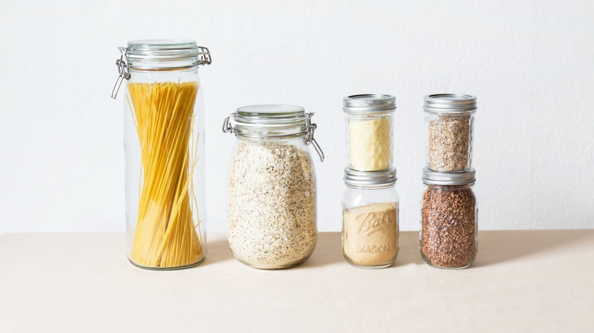 "5 simple ways to start having a ""zero waste"" kitchen"