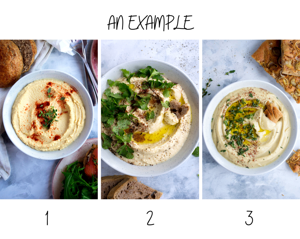 How to make the best homemade hummus: an example of how to put my cooking tips into practice